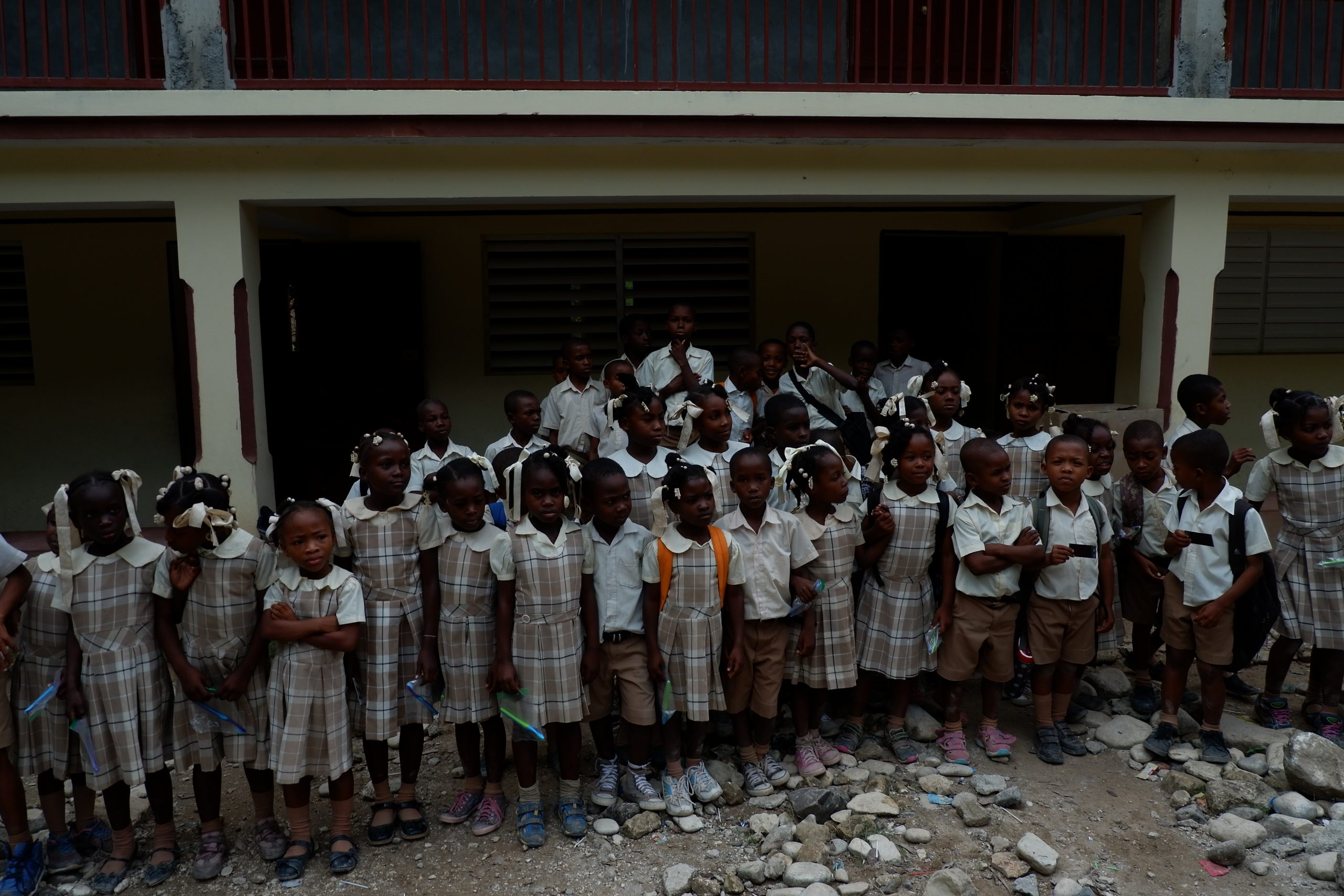 Haiti Connection