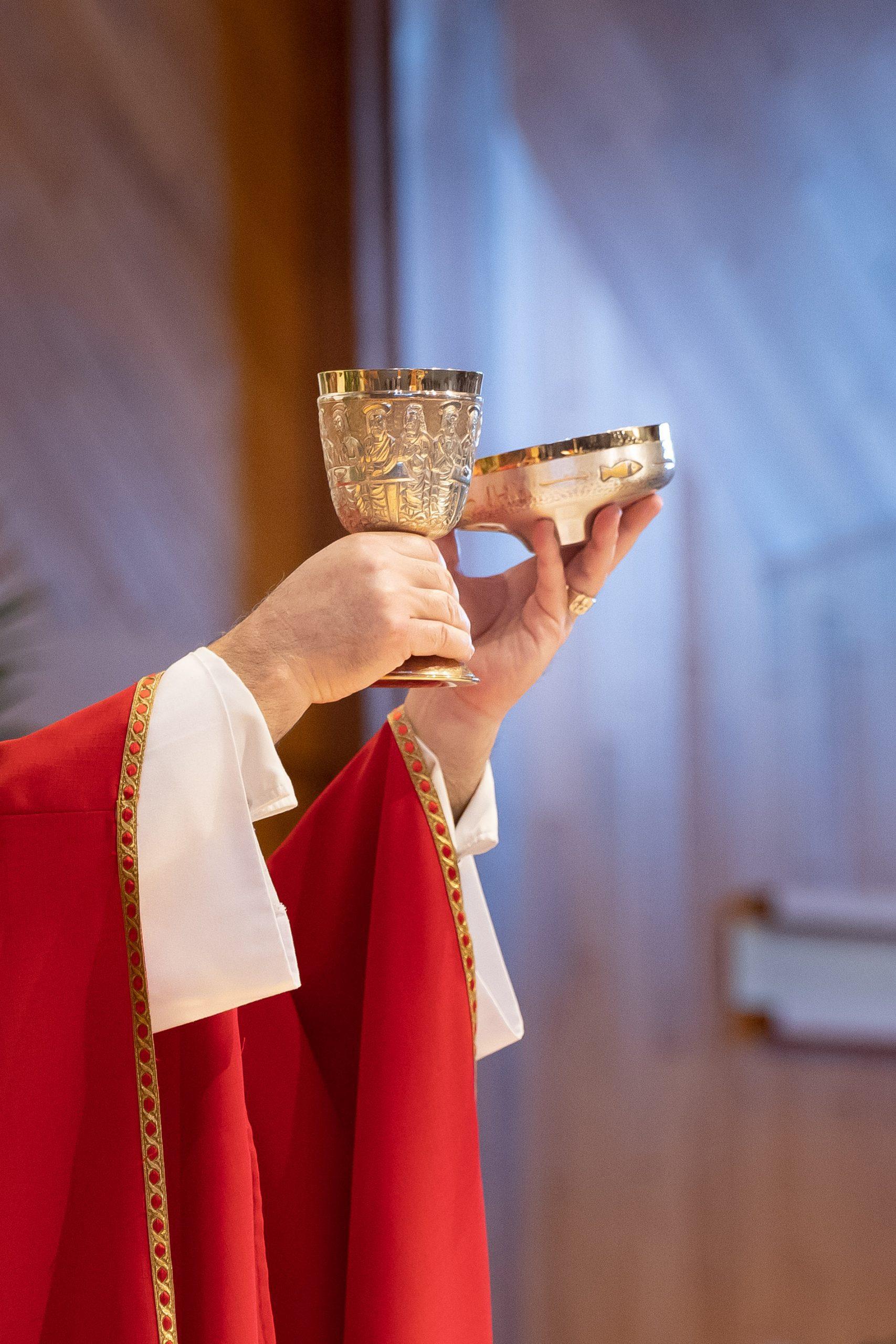 Spiritual Care Ministry/ Communion Visitation