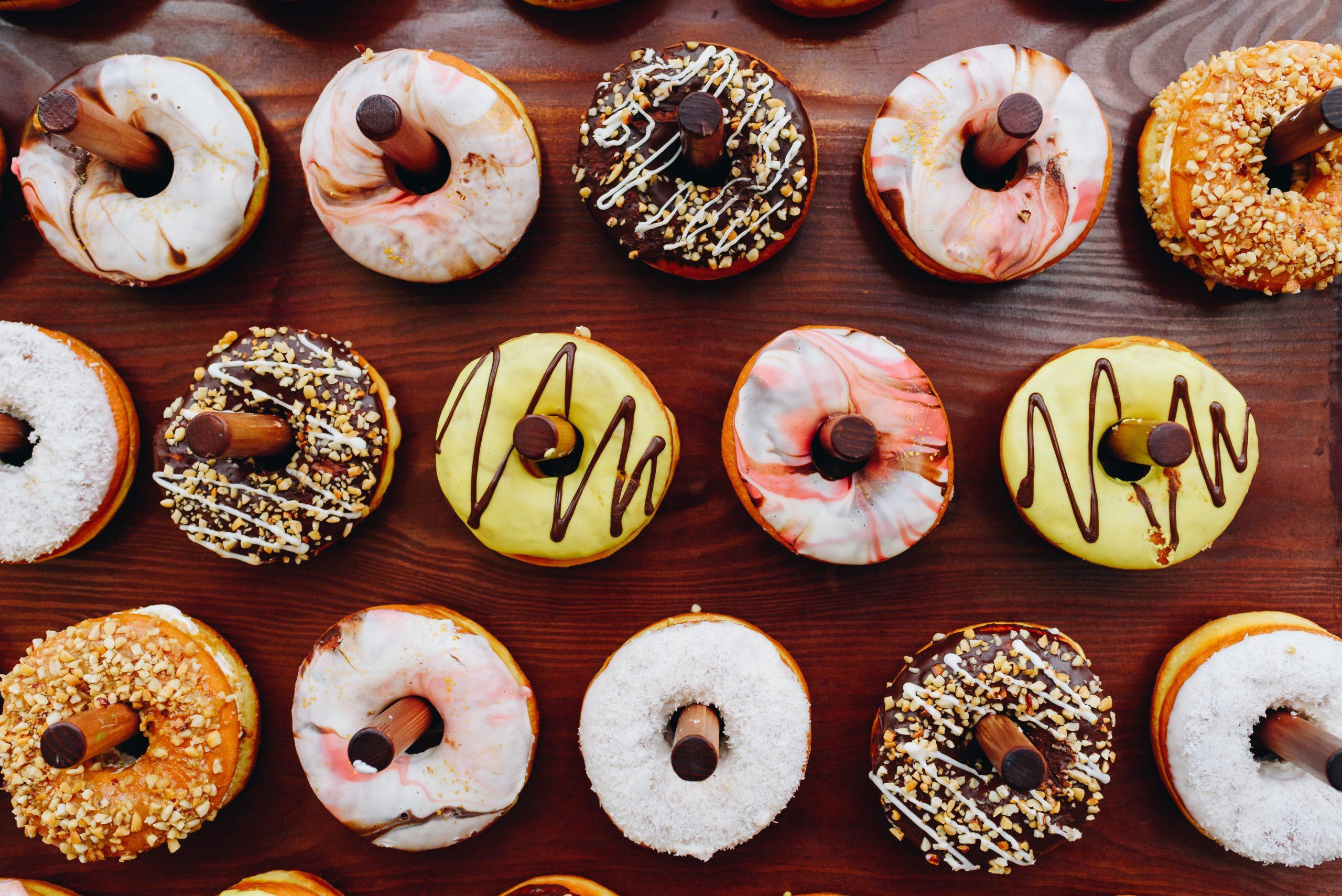 Ministry Led Parish Hospitality (Coffee & Donuts)